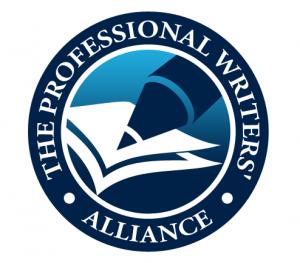 Professional writers' alliance badge