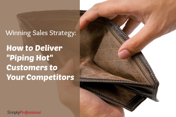 How to Gift-Warp & Deliver New Customers to Your Competitors